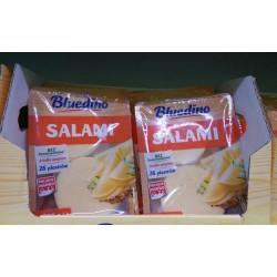 Сыр Bluedino Salami нарезка 300g