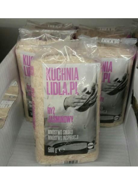 KUCHNIA LIDLA, РИС ЖАСМИН, 500Г