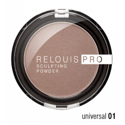 Пудра-скульптор Sculpting Powder Relouis Pro