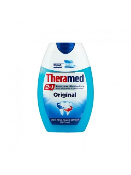 Theramed 2 in 1 Original зубная паста 75 мл