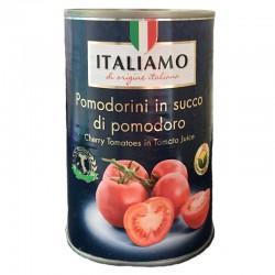 Томаты черри в томатном соке Italiamo 400g Италия