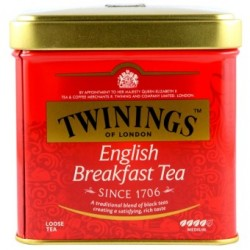 """Черный чай Twinings """"English Breakfast""""100г"""