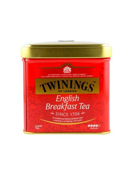 "Черный чай Twinings ""English Breakfast""100г"