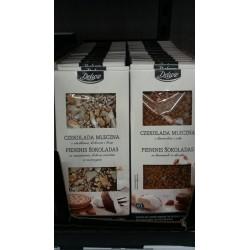 Шоколад молочный Deluxe czekolada mleczna 120g