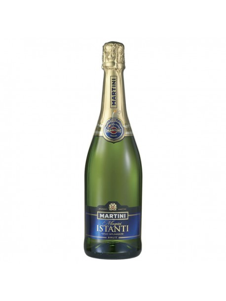 Игристое вино Martini Istanti Brut (Мартини Истанти Брют) 11% 0.75L