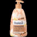 Balea Creme Seife Golden Shine - дозатор Ваниль и Лимон, 500мл