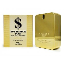 Sterling Parfums Super Rich Men 100 мл - туалетная вода (edt)