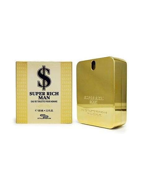 Sterling Parfums Super Rich Men 100 мл - туалетная вода (edt)