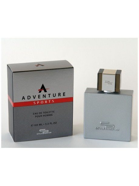 Sterling Parfums Adventure Sports Туалетная вода 100мл