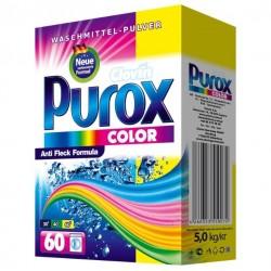 Стиральный порошок Purox Color 5кг Германия