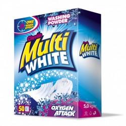 Стиральный порошок Multiwhite Oxigen Attack 5 кг (картон)