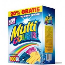 Стиральный порошок Multi Color картон 10 кг