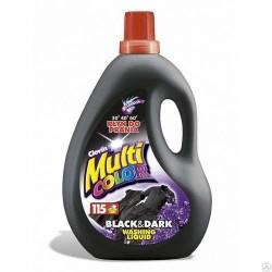 Жидкое средство для стирки Multi Color Black & Dark 4 л