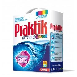 Стиральный порошок Praktik color картон 4,4 кг