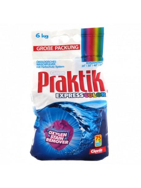 Стиральный порошок Praktik color 6 кг