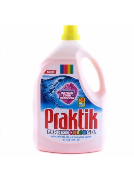 Жидкое средство для стирки Praktik Color 3 л
