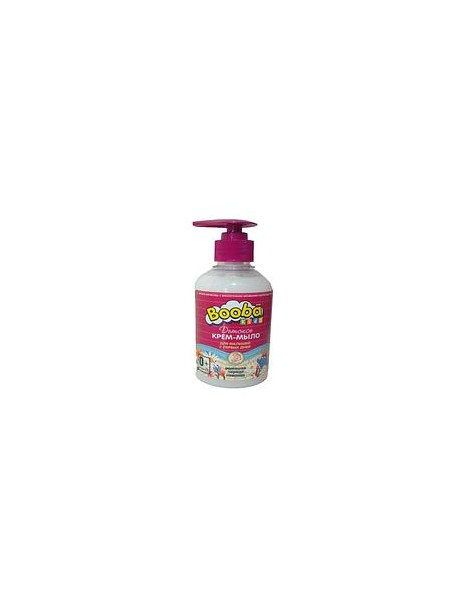Детское жидкое крем-мыло с растительным комплексом Booba KidsДетскДетское жидкое крем-мыло с растительным комплексом Booba Kids
