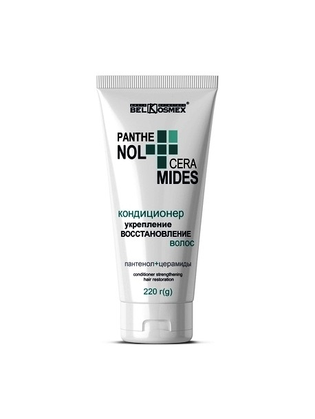 """Кондиционер """"Восстановление волос"""" BelKosmex Panthenol+Ceramides Conditioner"""