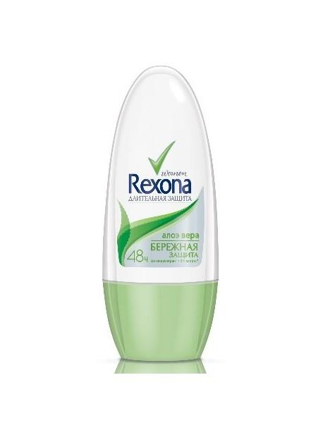 "Дезодорант-ролик ""Алоэ"" Rexona Deodorant Roll"