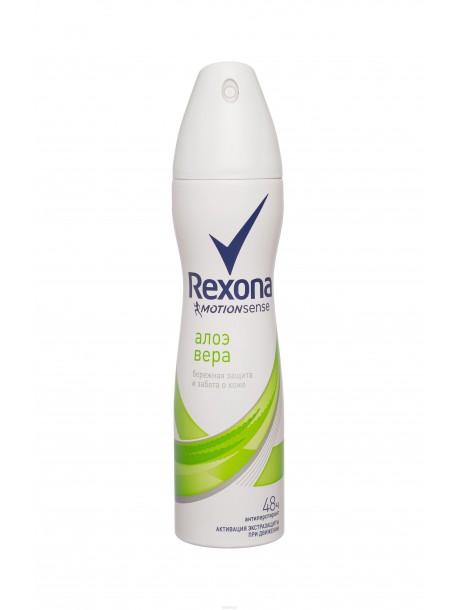 Дезодорант-спрей Rexona Motion Sense Aloe Vera Deodorant