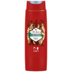 Шампунь-гель для душа 2в1 Old Spice Bearglove Shower Gel + Shampoo