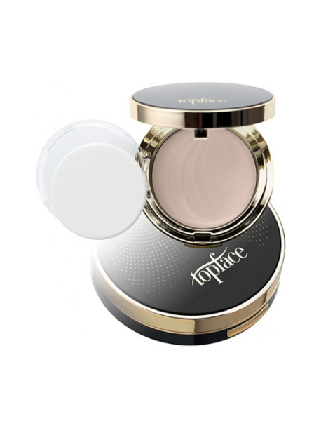 Topface Velvet Puff Powder Пудра для лица