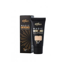 Topface Magic Touch Matte Foundation Тональный крем
