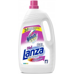Гель для стирки белья Lanza + Vanish 2 in 1 ( 45 стирок) универсал 2,97 л