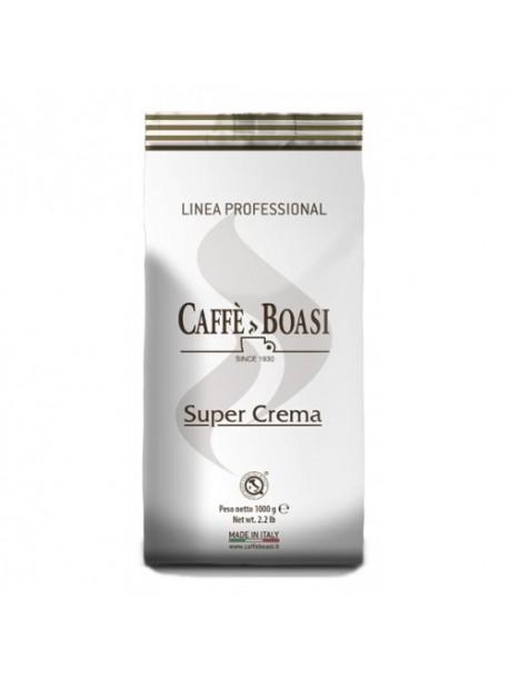 КОФЕ CAFFE BOASI SUPER CREMA В ЗЕРНАХ 1 КГ