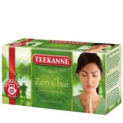 Чай Teekanne word specia teaa zen chai 20 пакетов