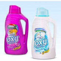 Отбеливатель для белья Oxy spotless Biel 2л