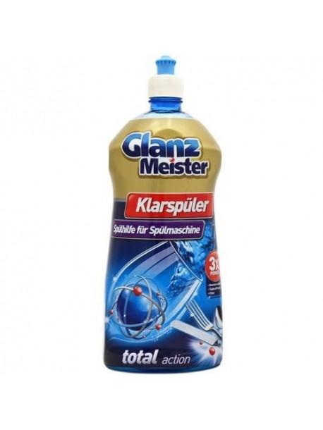 Жидкость для посудомоечной машины GlanzMeister ополаскиватель 920мл.
