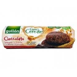 Печенье с фиброй GULLON Cour di Cereale Cioccolato 280г