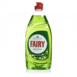Fairy Clean & Fresh средство для мытья посуды Яблоко (900 мл) Германия