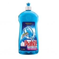 Жидкость для посудомоечных машин для придания блеска Dr. Prakti Professional 1 л