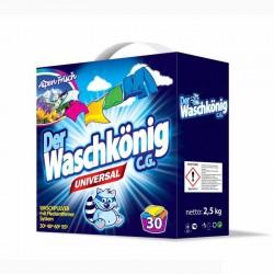 Der Waschkonig-бесфосфатный стиральный порошок-2,5кг