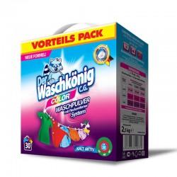 Стиральный порошок Der Waschkonig color, 2,5 кг Германия.