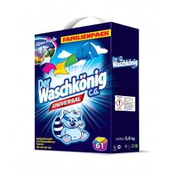 Der Waschkonig Стиральный порошок Универсальный 5 кг (61 стирка)Германия.