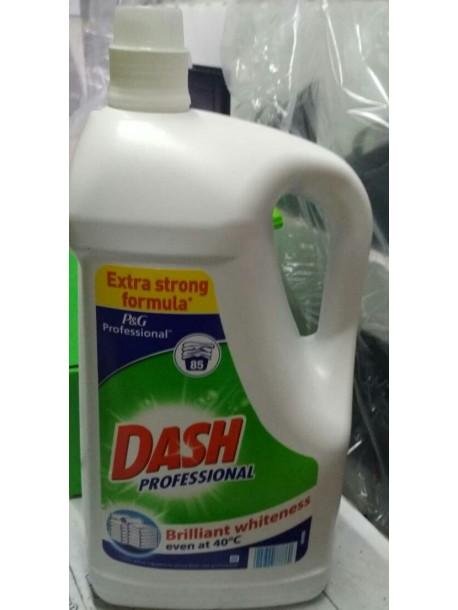 Dash гель для стирки для белого и цветного 5,525 л на 85 стирок.Германия