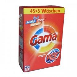 Стиральный порошок Vizir/Визир Gama-- 3.250 кг Германия