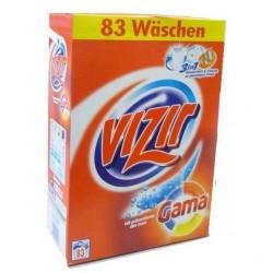 Стиральный порошок Vizir Gama 3in1 83/5.395 кг Германия