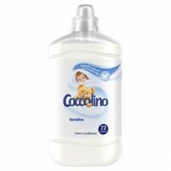 Ополаскиватель для белья Coccolino Sensitive, 1.8 л (72 стирки)