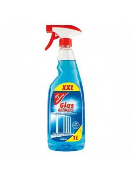 Средство для мытья стёкол, зеркал и пластика G&G, 1л Германия
