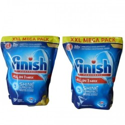 Таблетки для посудомоечных машин FINISH Powerball All in 1 Max 90шт