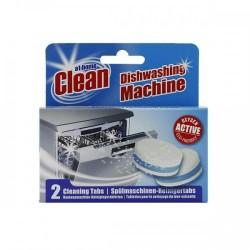 Таблетки для очистки посудомоечной машины At home Dishwasher 2 шт.