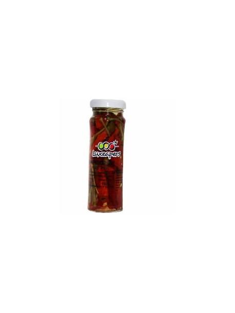 Консервированный перец пири-пири Luxeapers 100г/55г (Испания)
