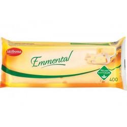 Сыр эмменталь Milbona, 400 г (Италия)