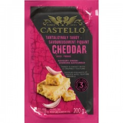 Сыр Castello® Savoury Onion Cheddar Slices