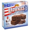 Шоколадный бисквит Mini Brownies Meister Moulin , 8 шт х 30 гр