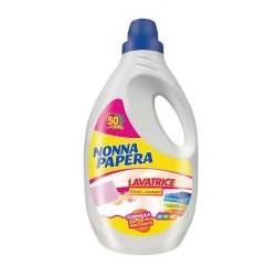 Nonna Papera жидкое средство для стирки 3 л Марсельское мыло